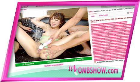 OMBSHOW.com cum play ohmibod toys make real girls squirt - MAKE HER SQUIRT You made it this far, now it's time to take it to the next level! Get all of your friends in the chat room to make a pink wall like a gangbang to increase vibration. Your forces are much stronger when chained together to make the OMB shake non stop. Watch how these girls pop really hard at the end with some amazing squirting orgasm thanks to you!